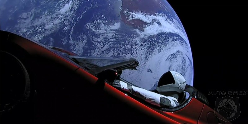 Brilliant Or Bonehead? Is Tesla's Placing A Sports Car In Space A Good PR Move?