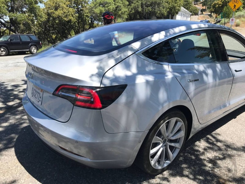 Are The Model 3's Teething Problems Opening The Door For The Competition To Catch Up?