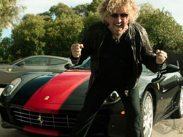 Rocker Sammy Hagar Adding A New LaFerrari To His Collection