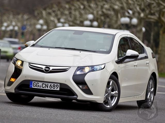 Opel Abandons Ampera Leaving Volt And ELR To Fend For Themselves - But For How Long?