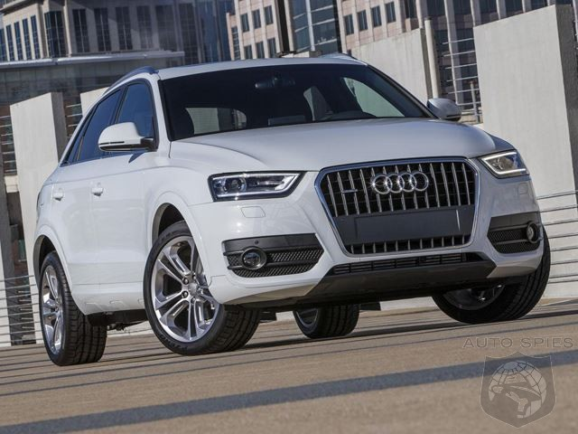 Promising More Bang For The Buck - Audi Prices New Q3 At $32,500