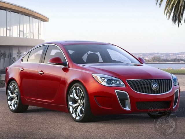 Next Gen Buick Regal May Come From Germany
