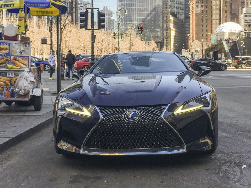 DRIVEN: Lexus LC500h Does It Have What It Takes To Challenge Aston Martin?