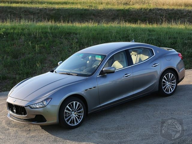 Maserati To Resist The Trend Of Going Smaller And Down Market