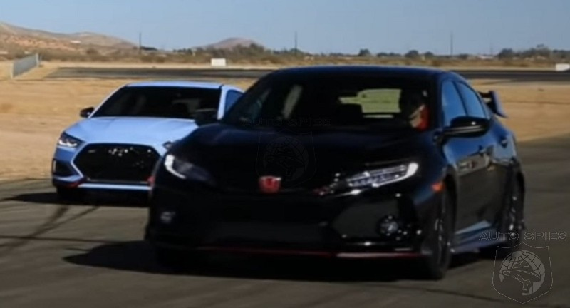 Veloster N Vs Civic Type R Did Hyundai Learn Anything