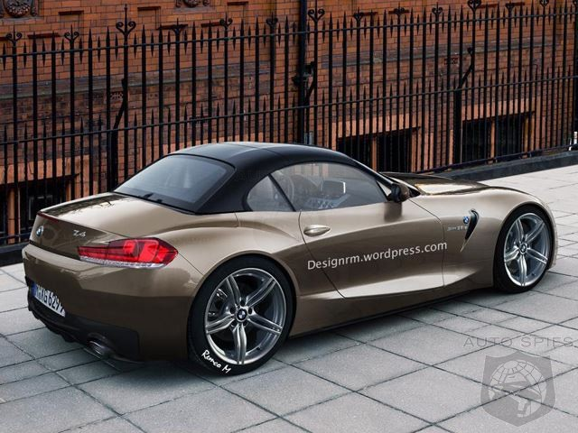 Toyota Celica Based Bmw Z4 To Have 340 Hp Supercharged V6