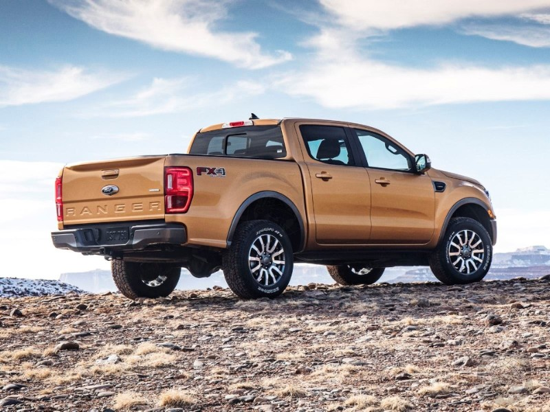 Video Shows Just How Tough The New Ford Ranger Is Going To Be