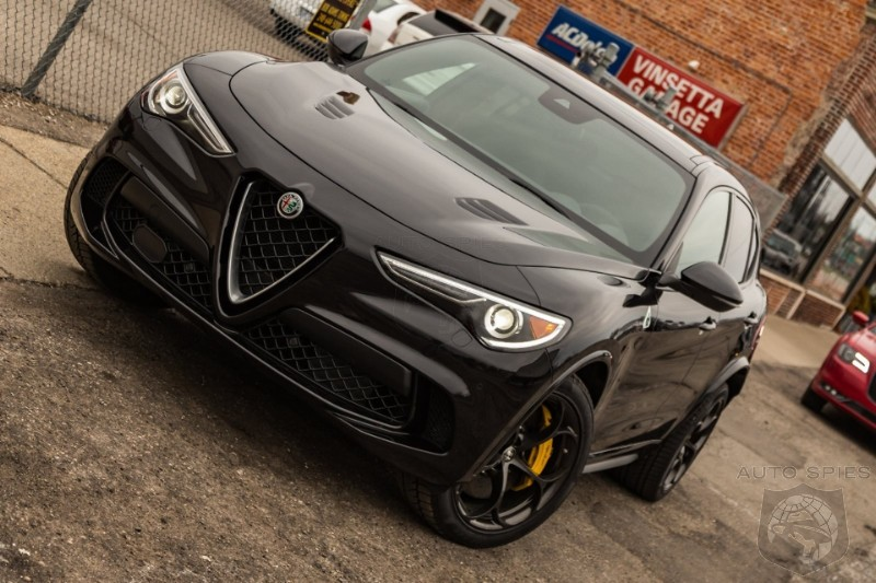 At $80K Is The Alfa Romeo Stelvio Quadrifoglio The Best Bargain In A Performance SUV?