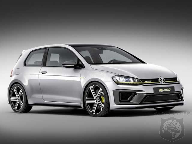 Volkswagen Confirms 400HP Golf Will Be Produced - Should They Bring It Stateside?
