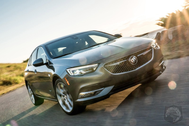 Yikes! Buick Avenir Trim Level Will Add Over $10K To Price