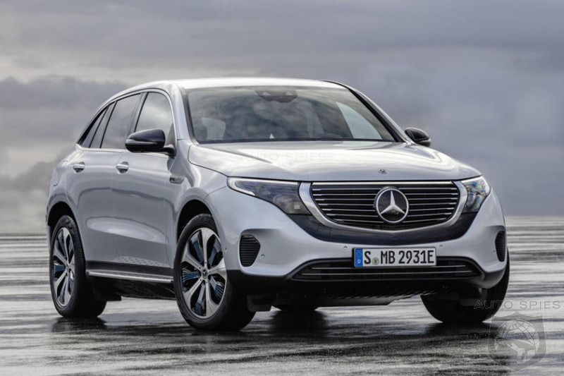 What?  Mercedes Says It Will Limit Production Of All Electric EQC To Keep Warranty Costs Down