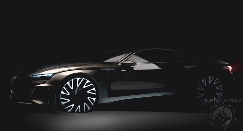 Everyone Is Gunning For Tesla: Audi Claims E-Tron Sedan To Target Model S P-100D