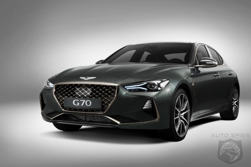 Impressed Or Depressed? Genesis Outlines The Tools The G70 Will Use To Take Down The 3 Series