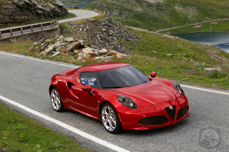 Alfa Names 86 North American Dealerships - New 4C To Retail For Only $53,900
