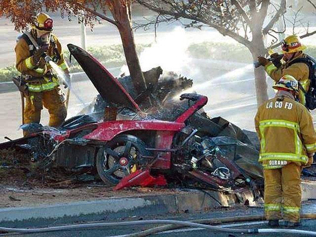 Paul Walker S Daughter Sues Porsche Claiming Carrera Gt Is