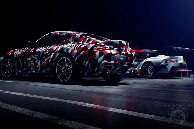 e7787b422691 Toyota Partnered With BMW For New Supra Because Of 6 Cylinder Engine ...
