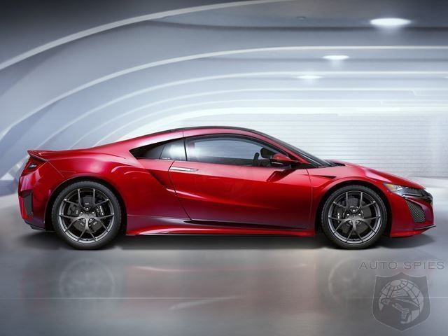 2018 Baby Nsx Already Falling Short Of Mark Loses 50hp And Manual Transmission