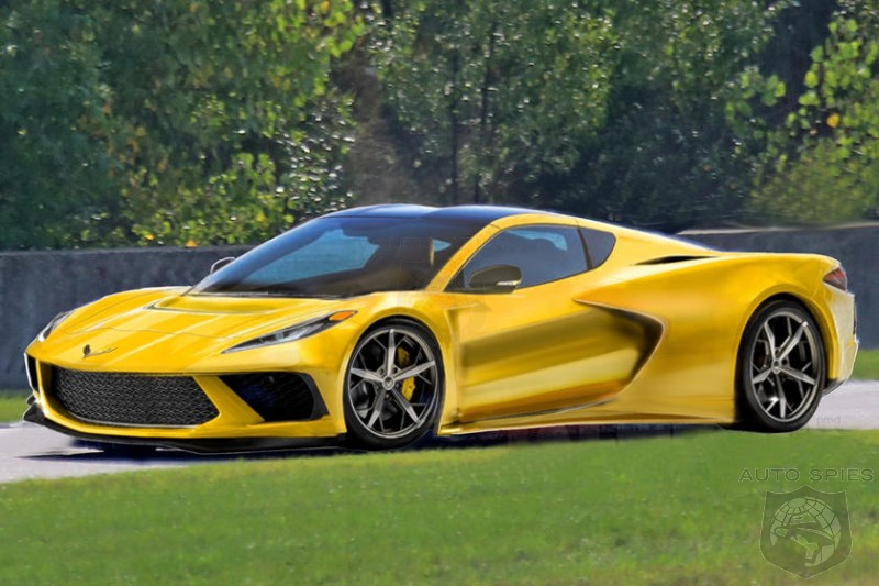 Chevrolet To Debut Mid Engined Corvette At Stand Alone