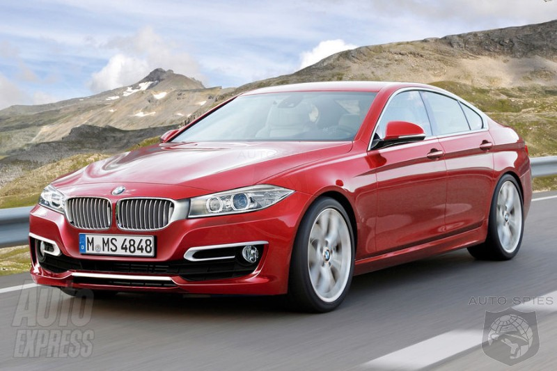 BMW Answers Audi's A5 Threat With 4 Series Grand Coupe