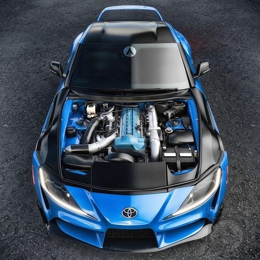 Aftermarket Responds To Purists With Kit To Replace Supra's BMW Powerplant With A Toyota 2JZ 6 Cylinder