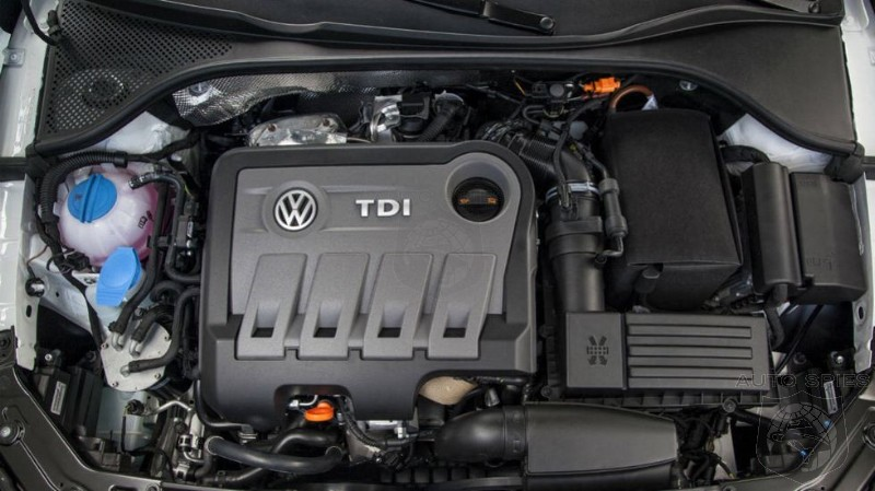 Would You Dare Go Back To Diesel? Volkswagen Proclaims: 'Now It Is Absolutely Clean'