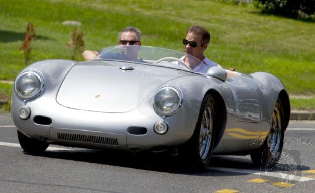 no matter how good it is would you pay 320k for a replica porsche 550 spyder