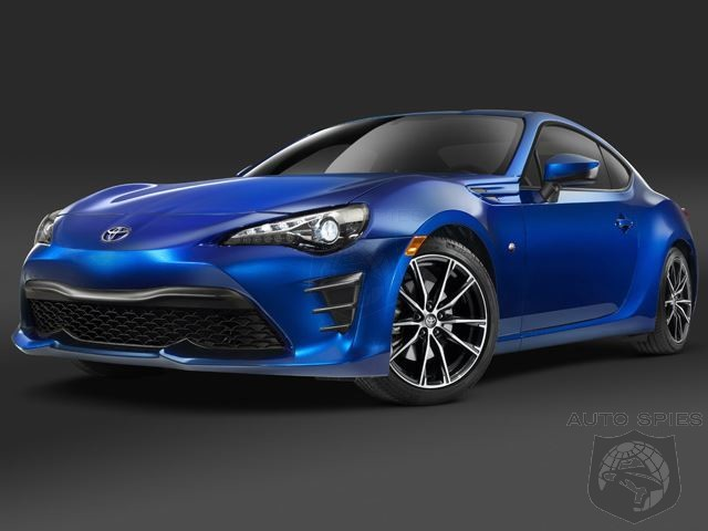 Now That The GT86 Has Been Freed From The Shackles Of Scion   Will Toyota  Make It A Proper Sports Car?