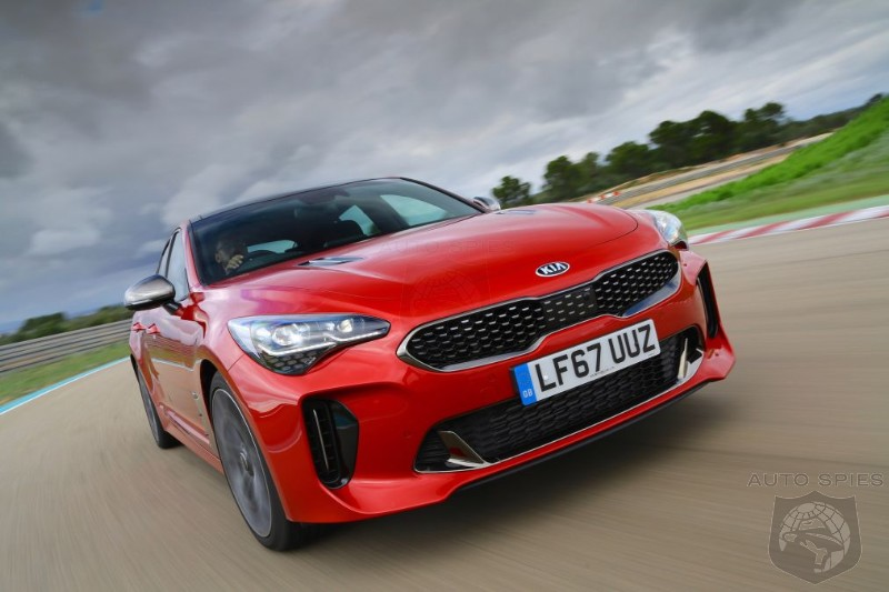 DRIVEN: Kia's New Stinger Brings BMW Like Power And Finesse To The Masses - Will The Hardcore Enthusiast Care About The Badge?