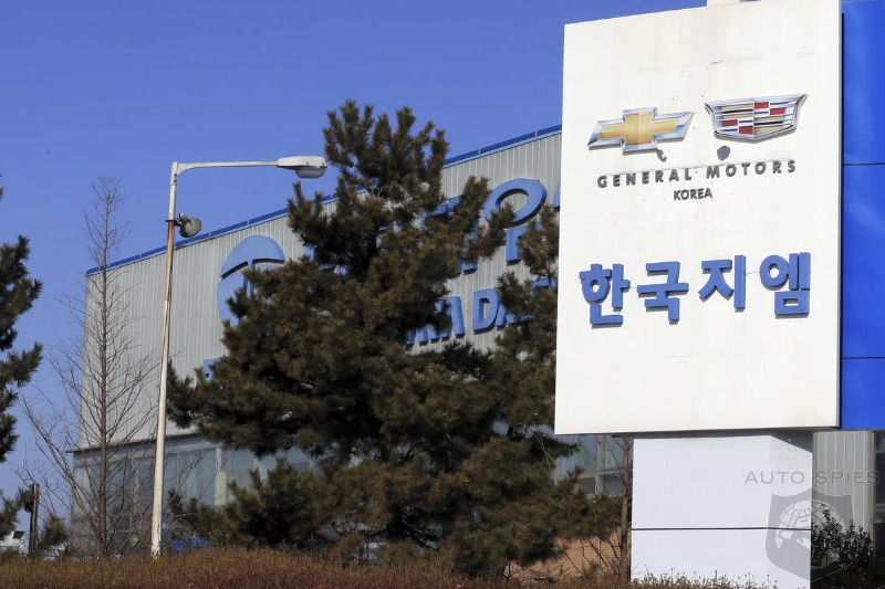 South Korea Agrees To Bail Out GM Unit And Save 2600 Jobs