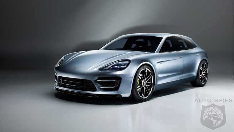 Should Porsche Answer The Tesla Threat With An All Electric Pajun