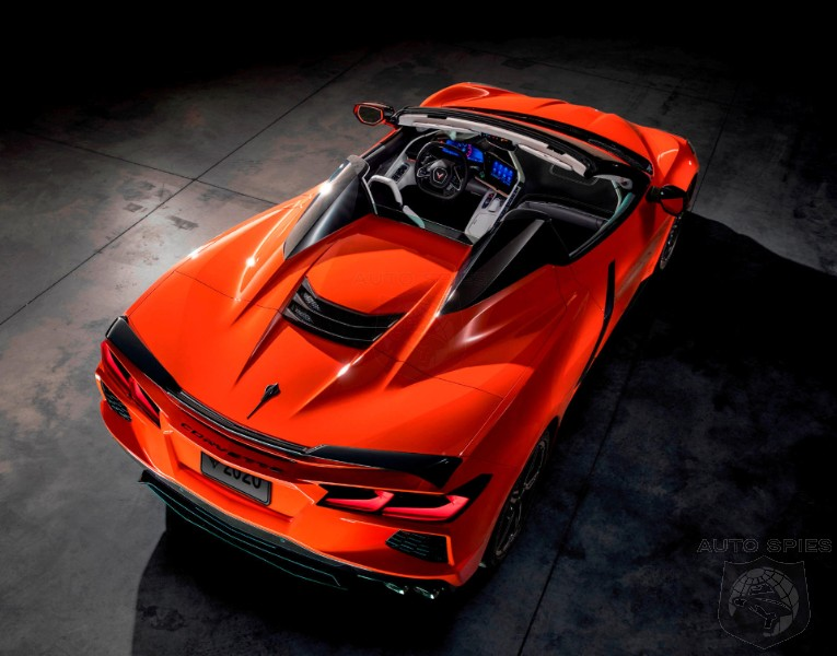 Chevrolet Pushes Ahead With C8 Corvette Convertible Production