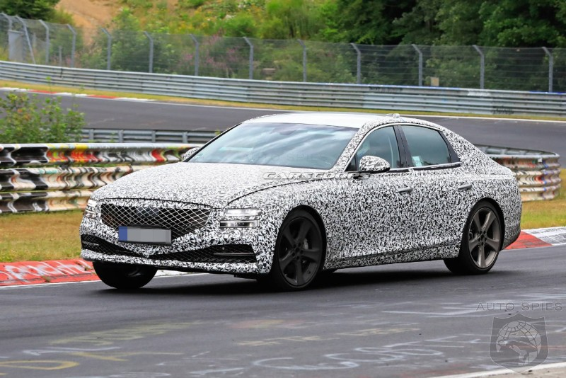 Genesis G80 Suffers Another Delay - You Are Going To Have Wait Until Next Year Trade In That 5 Series