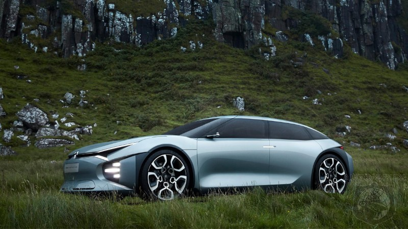 Citroen's New Sedan May Lure Drivers Back From The Big SUVs They Are Currently Driving