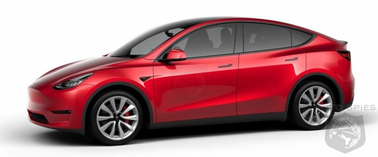 Tesla Model Y Configurator Goes Live - Are You Ready For Your $47,000 Green Deal?