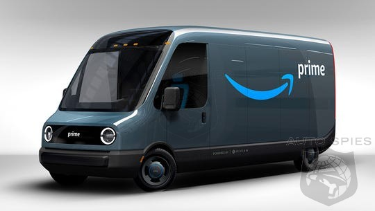 EV Maker Rivian Secures Deal To Make 100,000 Amazon Delivery Vans