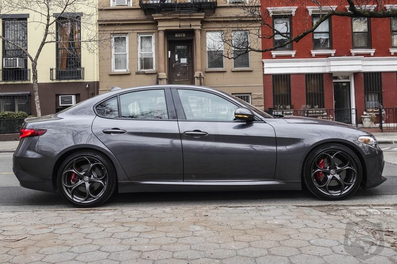 Could Alfa Romeo's Giulia Ti Be That Sweet Spot In The Entry Level  Segment You Have Been Searching For?