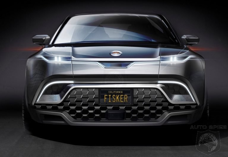 Fisker Teases Sub $40,000 300 Mile Electric Crossover