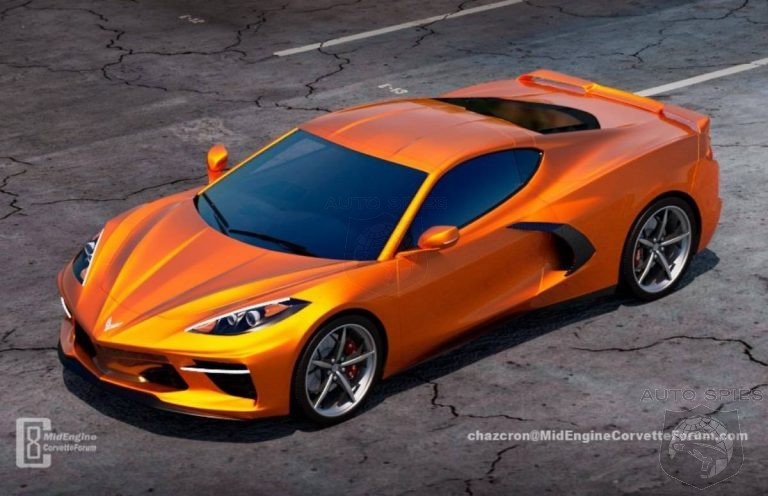If The 2020 Corvette Looks Like This Will You Be Running Down To