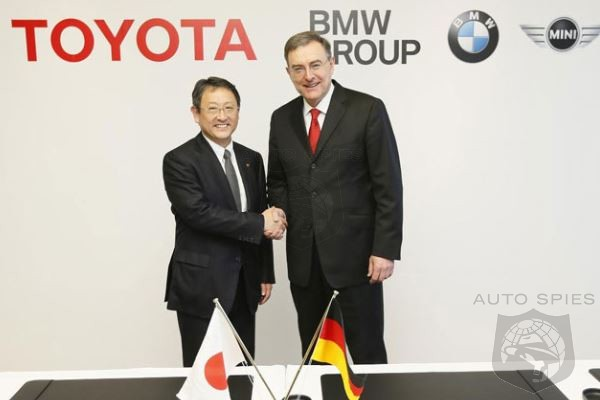 BMW And Toyota Now Collaborating To Build 911 Rival?