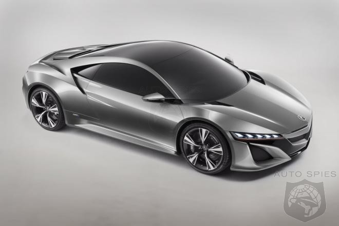Deal Of the Century? Upcoming Acura NSX To Be Priced One Third Of The LFA