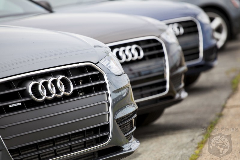 Audi Slapped With $928 Million Fine For Dieselgate Violations By German Prosecutors