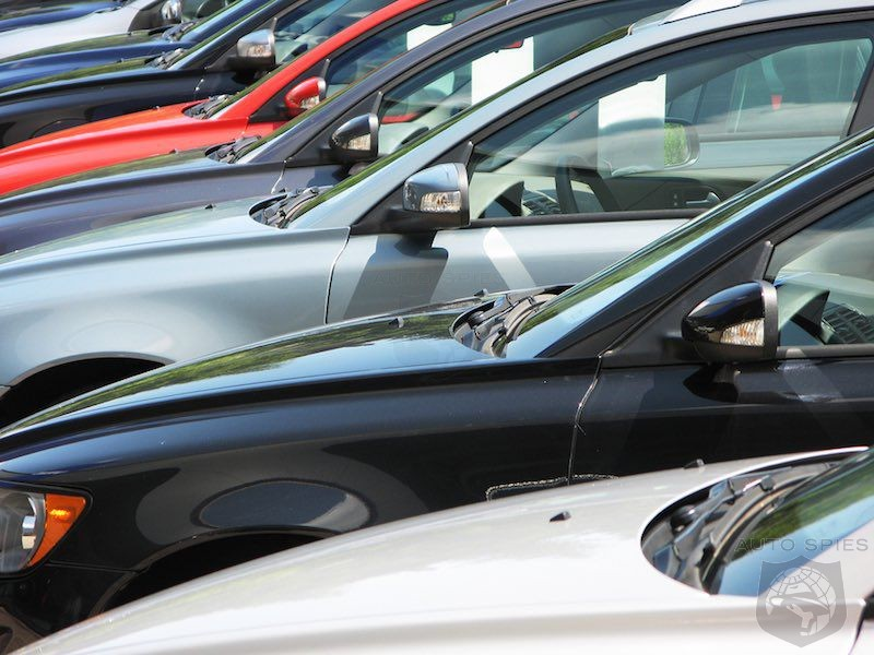 Time To Buy? Used Car Prices Tumble As Lease Returns Continue To Mount
