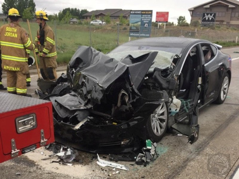 Driver Confirms Autopilot Engaged As Second Model S Crashes Into Parked Fire Truck
