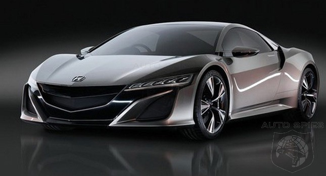 Honda Says NSX Convertible On The Way 2 Years After Coupe Debut