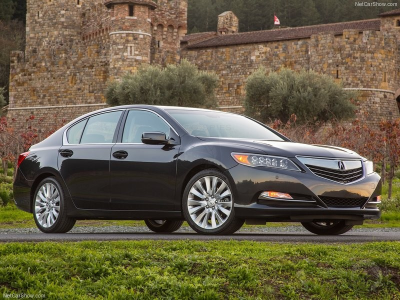 2014 RLX Road Test: We Now Know Why Acura Is The Blackberry Of The Luxury Car Segment