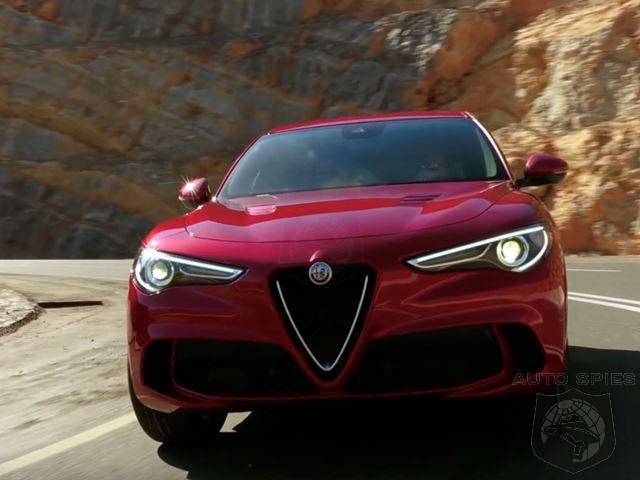 VIDEO: Is Alfa's Stelvio QV A Fitting Match For The Giulia QV?