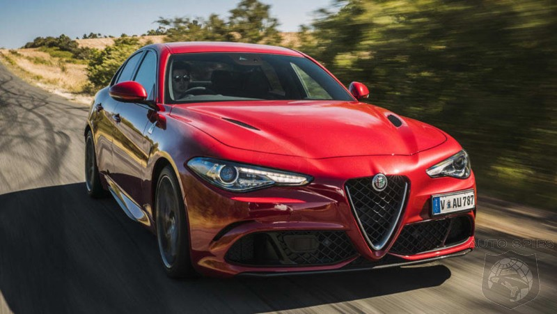 If You Are Going To Replace That Aging 5 Series With An Alfa Romeo, Then Get Ready To Wait Longer