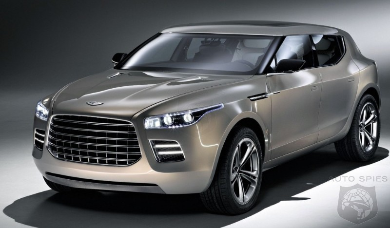 Mercedes Benz Says It Is Open To Aston Martin Using Suv Platforms