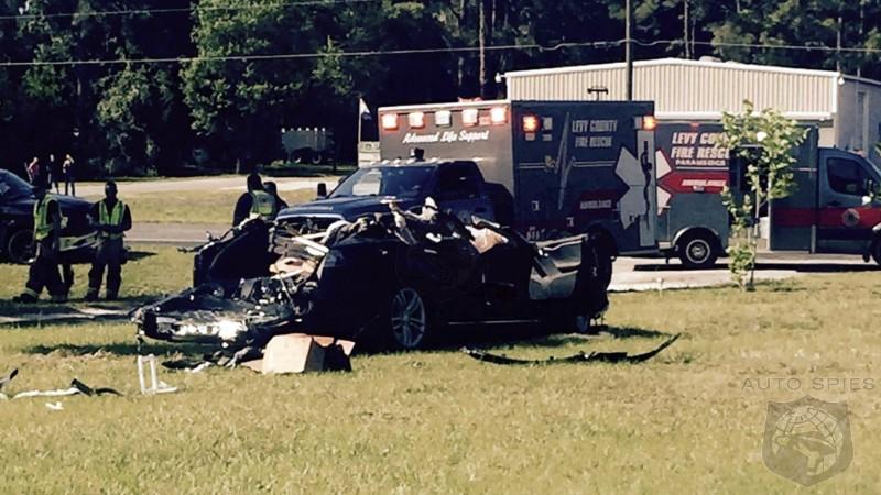 Tesla AutoPilot Feature In Fatal Model S Crash Was Actually Speeding