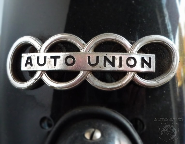 RUMOR MILL: Volkswagen Group Considers Changing Name To Auto Union